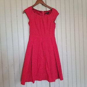 Le Chateau Polka Dot Dream Girl Dress Size XS